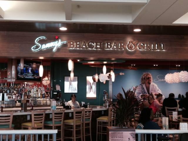 Sammy Hagar S Beach Bar And Grill Cleveland Ohio Hopkins International Airport